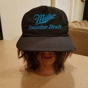 Vintage Miller hat
